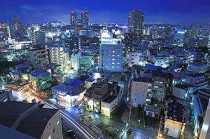 沖縄の住宅街